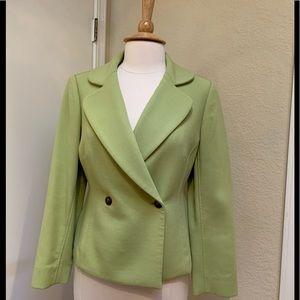 Anne Klein wool jacket